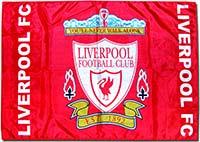 Флаг Ливерпуль 60 х 90