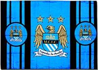 Флаг Манчестер Сити 90 х 135