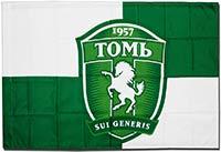 Флаг Томь 90 х 135