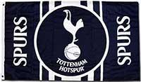 Флаг официальный 1 Тоттенхэм Хотспур