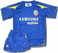 Форма синяя Челси Samsung Mobile