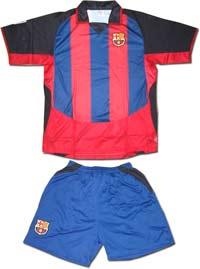 Форма красно-синяя Барселона