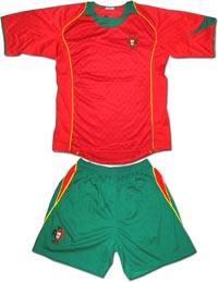 Форма сборной Португалии