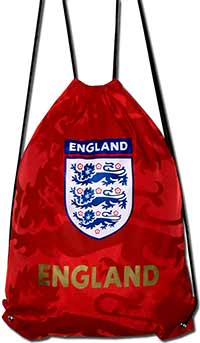 Рюкзак легкий Англия красный 1