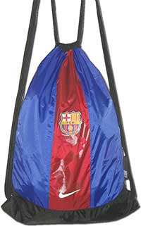 Рюкзак легкий 1 Барселона 07-08 Nike