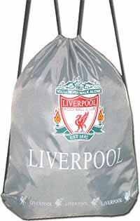 Рюкзак легкий Ливерпуль серый