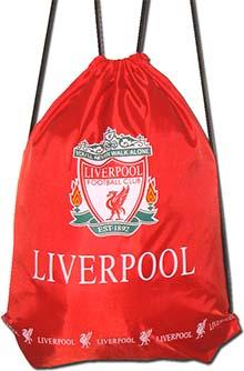 Рюкзак легкий Ливерпуль красный