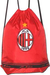 Рюкзак легкий Милан красный