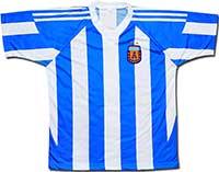 Футболка Аргентина 2010