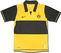 Майка домашняя Боруссия Дортмунд 07-08 Nike
