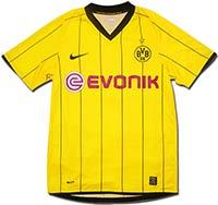 Майка домашняя Боруссия Дортмунд 08-09 Nike