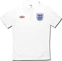 Майка домашняя сборной Англии 09-11 Umbro