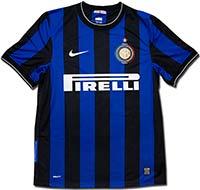 Майка домашняя Интер 09-10 Nike