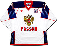 Свитер хоккейный сборной России 2011 Луч Реплика 3