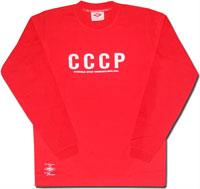Майка сборной СССР 1966 Umbro