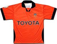 Футболка оранжевая Валенсия