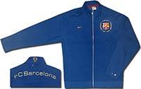 Куртка легкая Барселона 07-08 Nike