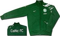 Куртка легкая Селтик 07-08 Nike