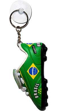 Брелок автомобильный Бразилия Бутса