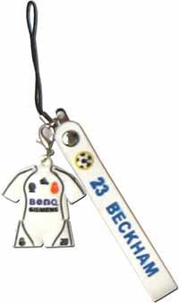 Брелок для мобильного телефона Реал - Beckham