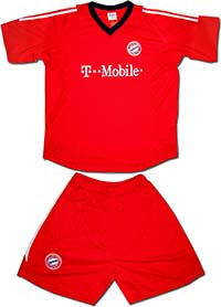 Форма Бавария T-Mobile