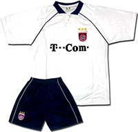 Форма белая Бавария T-Com