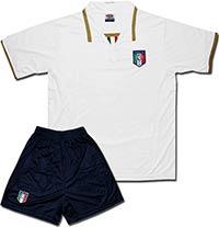 Форма белая сборной Италии