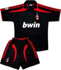 Форма черная Милан