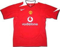 Майка домашняя Манчестер Юнайтед 04-06 Nike
