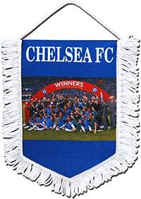 Вымпел Челси Winners Europa League 2013