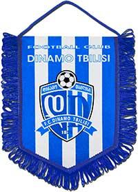 Вымпел Динамо Тбилиси 22 х 17