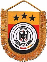 Вымпел 1 Германия 22 х 17