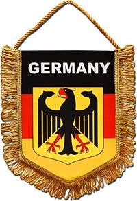 Вымпел 2 Германия 22 х 17