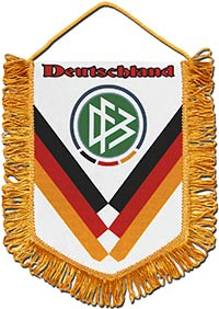 Вымпел 3 Германия 22 х 17