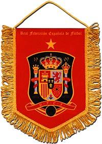 Вымпел Испания 22 х 17