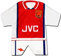 Вымпел-форма Арсенал JVC