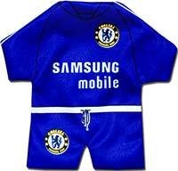 Вымпел-форма Челси Samsung Mobile
