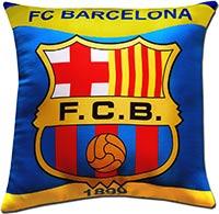 Подушка Барселона 2