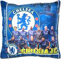 Подушка Челси Команда