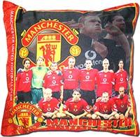 Подушка Манчестер Юнайтед Команда