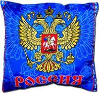 Подушка 2 Россия