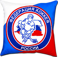 Подушка Россия ФХР