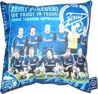 Подушка Зенит Команда