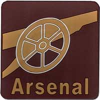 Подставка под пиво Арсенал 2