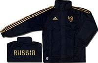 Куртка ветрозащитная сборной России 2011 Adidas