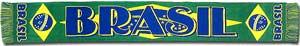 Шарф итальянский Бразилия