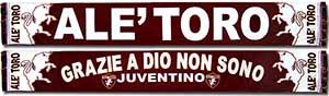 Шарф официальный летний 2 Торино