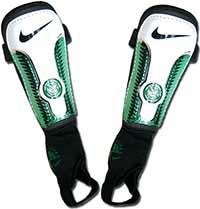 Щитки детские Селтик 07-08 Nike
