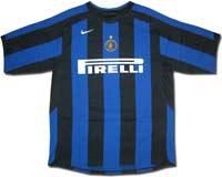 Майка домашняя Интер 05-06 Nike