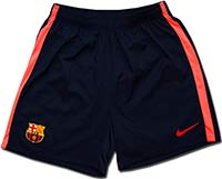 Трусы выездные Барселона 09-10 Nike